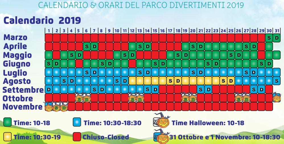 Calendario Etnaland.Calendario Cavallino Matto 2019 Offerta Ingresso Cavallino