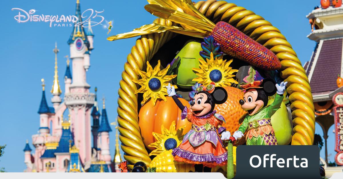 Disneyland paris pacchetti. Disneyland Paris. 2019-09-13